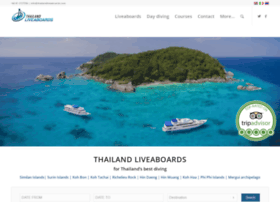thailandliveaboards.com