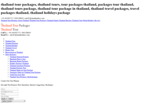 thailandtourpackages.org.in