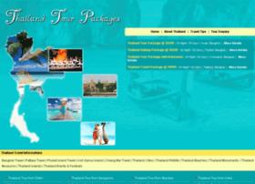 thailandtourspackage.in
