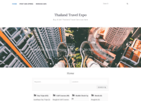 thailandtravelexpo.com