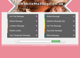 thaimobilemassage.co.uk