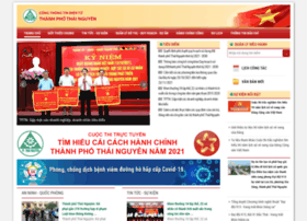 thainguyencity.gov.vn