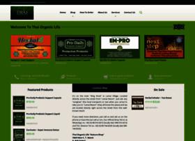 thaiorganiclife.com