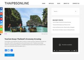 thaipbsonline.net