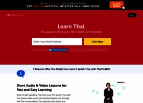 thaipod101.com