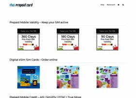 thaiprepaidcard.com
