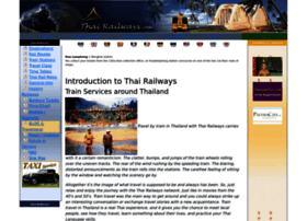 thairailways.com