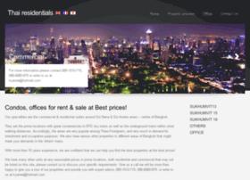 thairesidentials.com