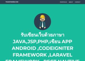 thaisysweb.com