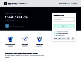 thaiticket.de