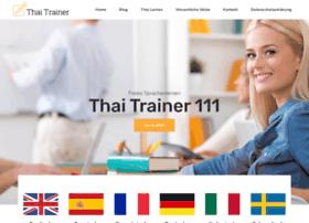 thaitrainer111.com
