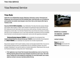 thaivisaservice.com