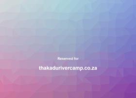 thakadurivercamp.co.za