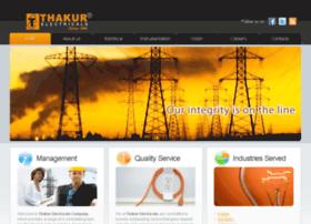 thakurelectricals.com