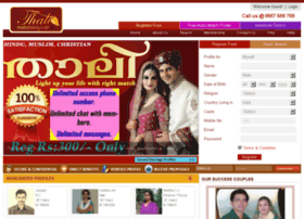 thalimatrimony.com