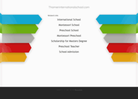 thamerinternationalschool.com