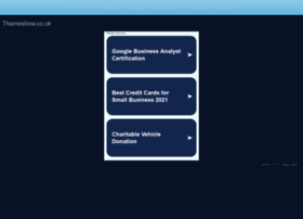 thameshow.co.uk