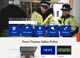 thamesvalley.police.uk
