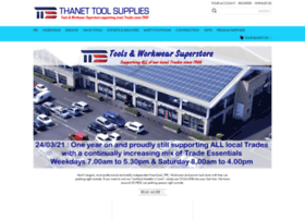 thanettoolsupplies.co.uk