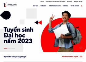 thanglong.edu.vn