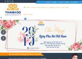 thanhdo.edu.vn
