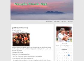 thanhngadl.vnweblogs.com