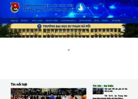 thanhnien.hnue.edu.vn