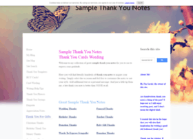 thank-you-note-examples-wording-ideas.com