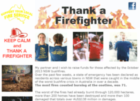 thankafirefighter.com.au