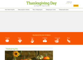 thanksgiving-day.org