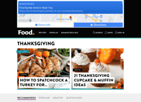 thanksgiving.food.com