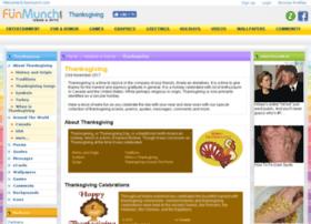 thanksgiving.funmunch.com
