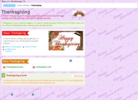 thanksgiving.greet2k.com