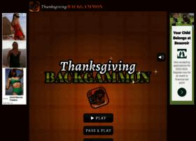thanksgivingbackgammon.com