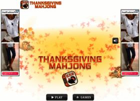 thanksgivingmahjong.com