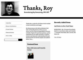 thanksroy.org