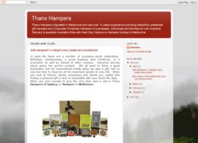 thanxhampers.blogspot.com.au