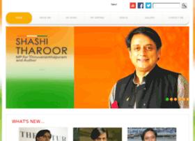 tharoor.in