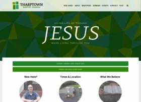 tharptown.com