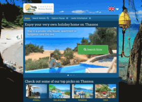 thassos-holiday-rentals.com