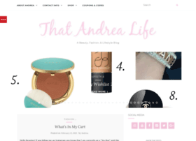 thatandrealife.com
