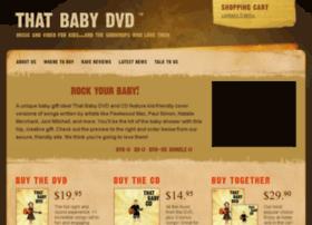 thatbabydvd.com