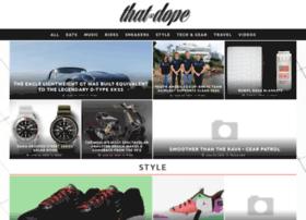 thatdope.com