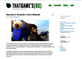 thatgamesux.com