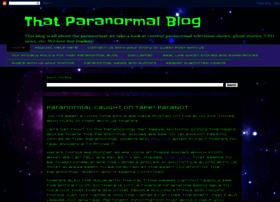 thatparanormalblog.blogspot.com