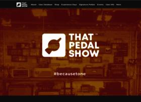 thatpedalshow.com