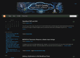 thatsgeeky.com