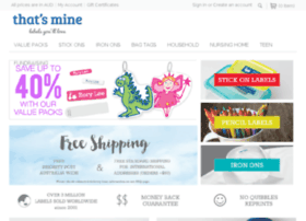 thatsmine.com.au