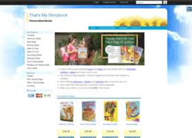 thatsmystorybook.com