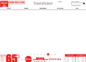 thatspoint.com